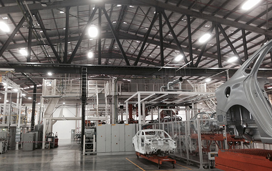 Plant manufacturing